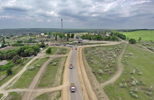 За полгода выполнено более половины плана ремонта украинских дорог