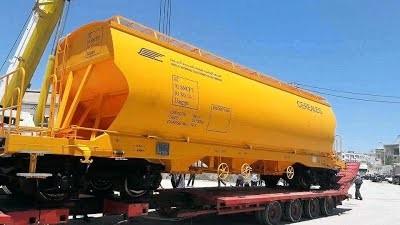 Железные дороги Туниса закупили в Китае партию грузовых вагонов