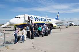 Авиакомпания Ryanair открыла распродажу билетов от 17 евро из Украины
