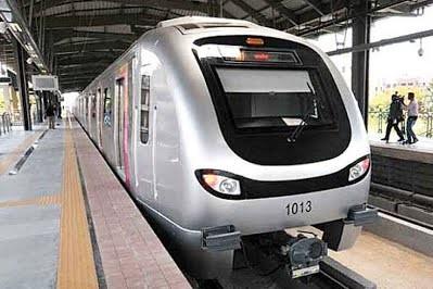 Индийский Мумбаи закупает 31 поезд для полностью автоматизированной линии метро