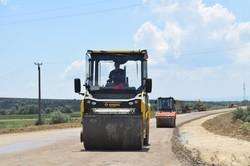Как строят объезд вокруг райцентра Рени на трассе М15 Одесса - Рени (ФОТО)