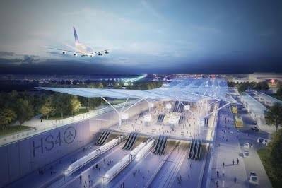 Между двумя лондонскими аэропортами построят высокоскоростную магистраль