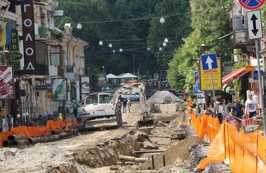 Популярный в Одессе сервис онлайн-навигации запустил отслеживание ремонта дорог