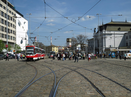 В чешском Брно построят новый железнодорожный вокзал за 1.6 миллиарда евро