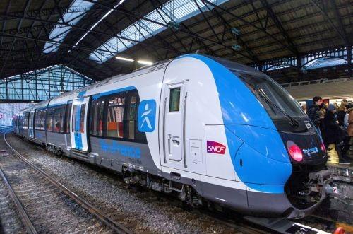 Железные дороги Франции закупают 36 новых электропоездов для Иль-де-Франса