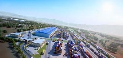 В Турции построят первый частный сухой порт за деньги ЕБРР