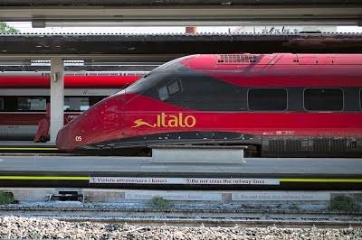 Частный железнодорожный оператор Италии закупает 22 высокоскоростных поезда