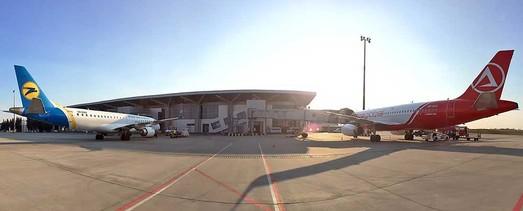 За июль харьковский аэропорт обслужил более 100 тысяч пассажиров