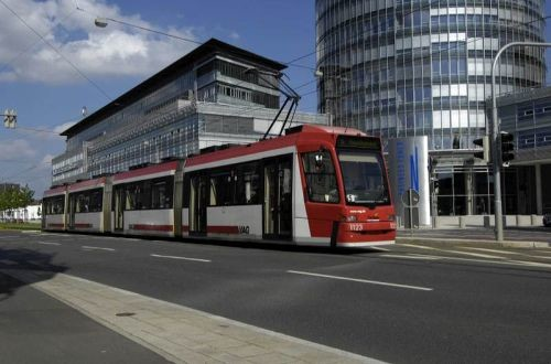 В Германии построят междугороднюю трамвайную линию длиной 25 километров
