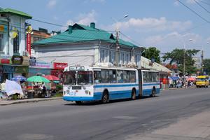 Сумы закупают 22 новых троллейбуса за европейский кредит