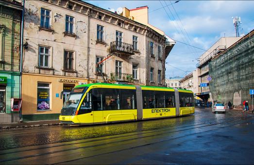 Львов закупает низкопольные трамваи за средства Европейского инвестиционного банка