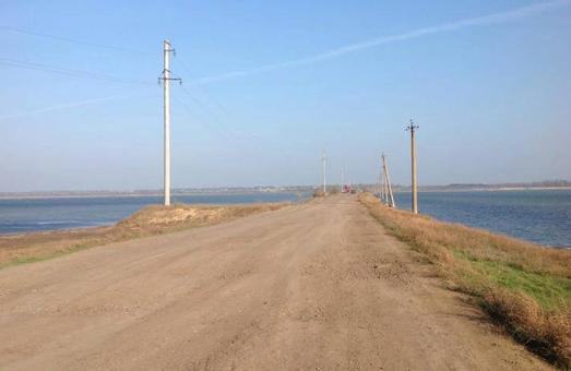 Власти Одесской области не нашли средств на ремонт дороги в Тузловской громаде