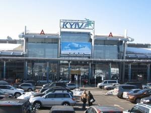 Пассажиропоток аэропорта Жуляны возрос на 59,4%