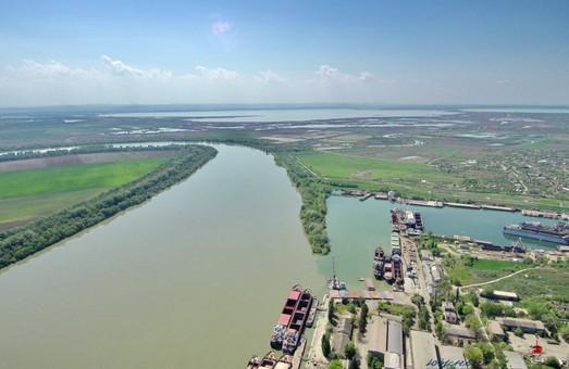 Дноуглублением в Дунайских портах Одесской области займется компания из Румынии