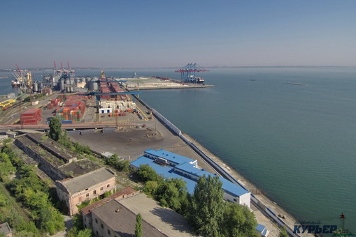 Одесский порт повторно вышел на тендер по дноуглублению