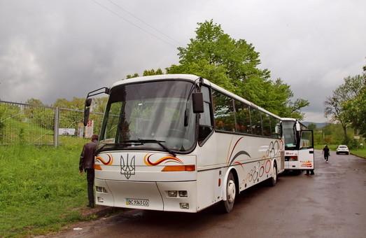 Украина может прекратить автобусное сообщение с Россией