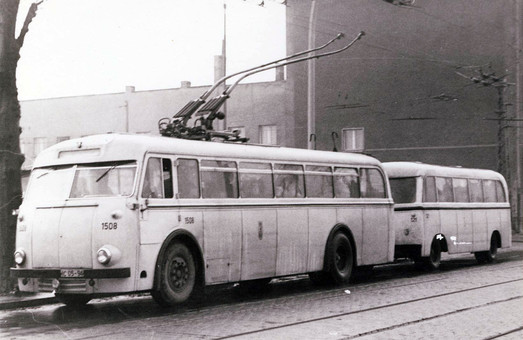 В Берлине проектируют восстановление сети троллейбуса