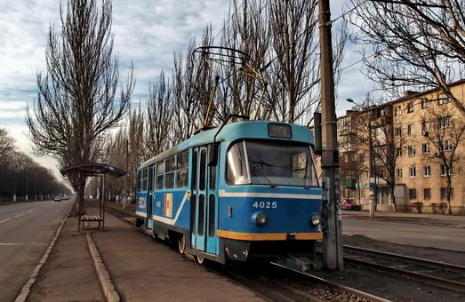 Ремонт на Черемушках в Одессе: трамвай №10 не будет ходить две недели