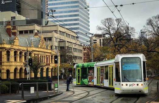Трамваи Мельбурна будут питаться солнечной энергией