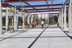 Как в запорожском аэропорту строят новый пассажирский терминал (ФОТО)