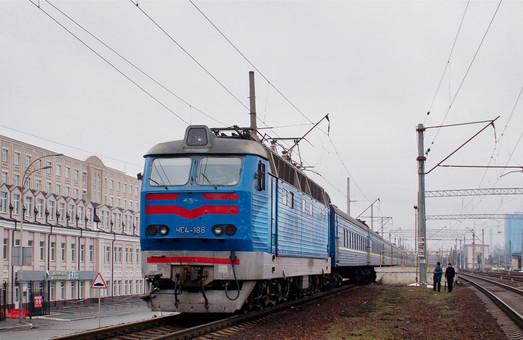 Запорожский электровозоремонтный завод отремонтировал партию локомотивов