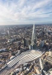 Старейший вокзал Лондона модернизировали за за 1 миллиард фунтов (ФОТО)