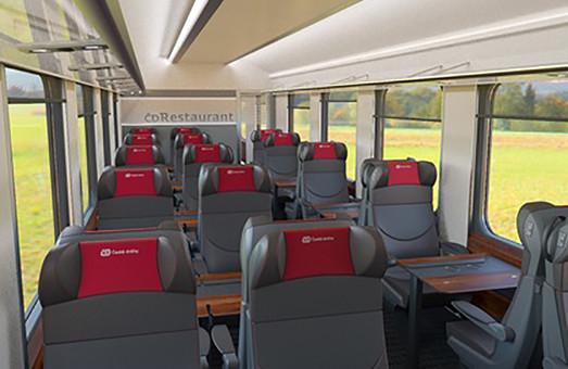 В Чехии модернизируют вагоны-рестораны