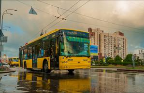 В Киеве можно будет доехать троллейбусом от железнодорожного вокзала до аэропорта Жуляны