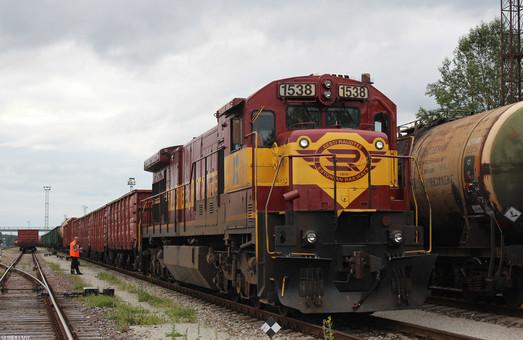 В Эстонии растут объёмы железнодорожных перевозок