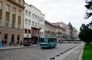 Во Львове решили изменить режим работы маршруток на автобусный