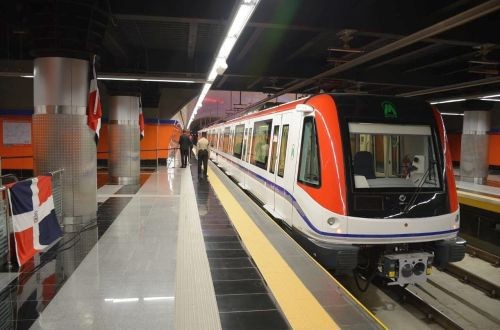 В столице Доминиканской республики продлили систему метро
