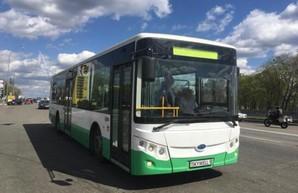 В Украине сертифицировали первый китайский электробус