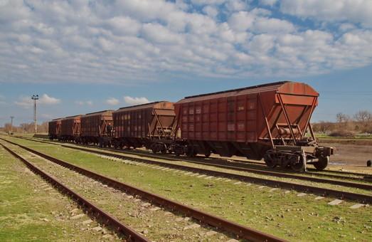 Закрытие железнодорожных станций блокирует перевозки зерна