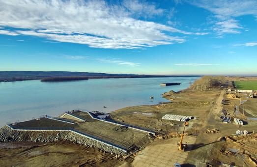 Паромную переправу через Дунай в Одесской области запустят в 2019 году,- посол