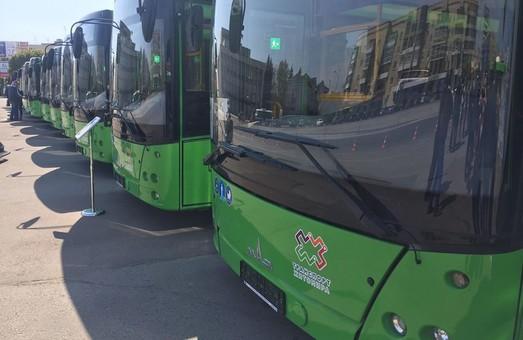 Житомир закупает в лизинг автобусы средней вместимости МАЗ