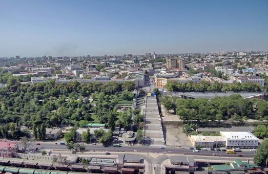 В день города часть одесских улиц закроют для движения
