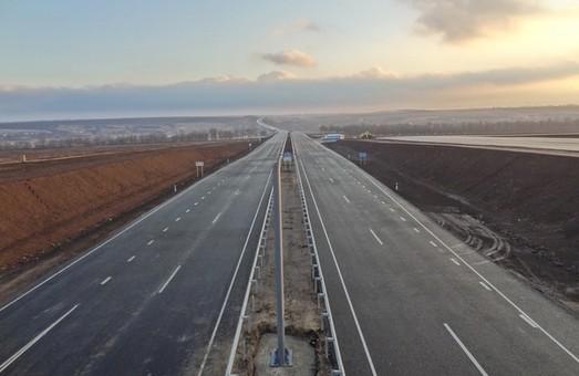 В Днепре завершается строительство объездной дороги