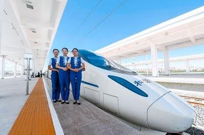 Вьетнам построит высокоскоростную железную дорогу