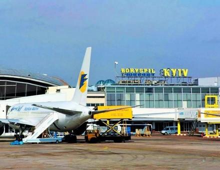 Украинские аэропорты наращивают количество пассажиров