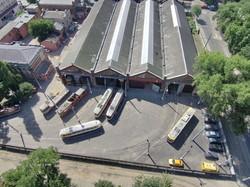 Как самое первое одесское депо электрического трамвая превращают в завод и музей (ФОТО, ВИДЕО)