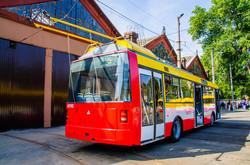 В Одессе собрали первый электробус (ФОТО)