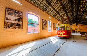 В Одессе открыли обновленный музей электротранспорта на новом месте (ФОТО)