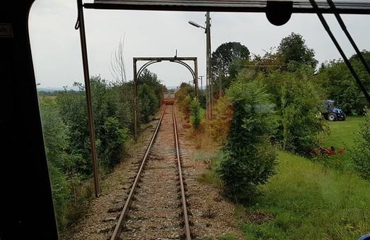 Украинцы и поляки совместно восстанавливают известную в свое время железную дорогу