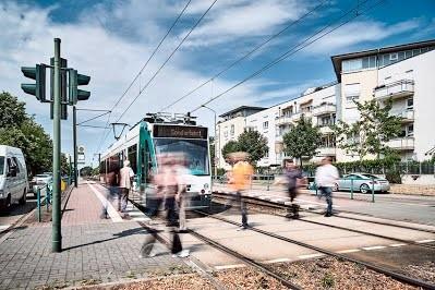 Siemens представит в Потсдаме первый в мире беспилотный трамвай