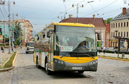 Черновцы приобретут автобусы и троллейбусы по лизинговой схеме