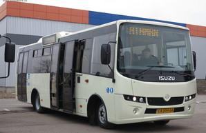 В Украине возросли продажи автобусов