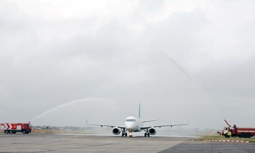 Одесский аэропорт уже обслужил миллионного пассажира с начала года