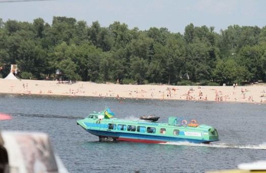 В Украине почти вымер речной пассажирский транспорт