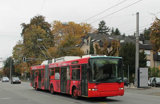 Луцк снова пытается закупить подержанные троллейбусы