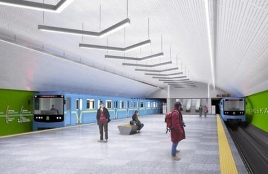В Киеве отменили тендер на строительство метро на Виноградарь